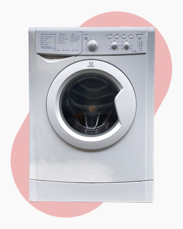 Lave-linge Ouverture frontale indesit IWC 7125 1