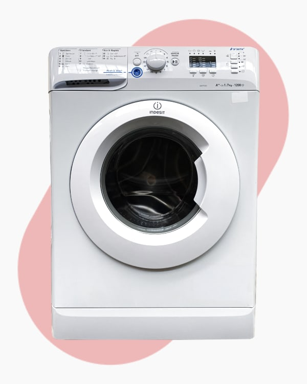 Lave-linge Ouverture frontale Indesit XWA 71252 W FR 1