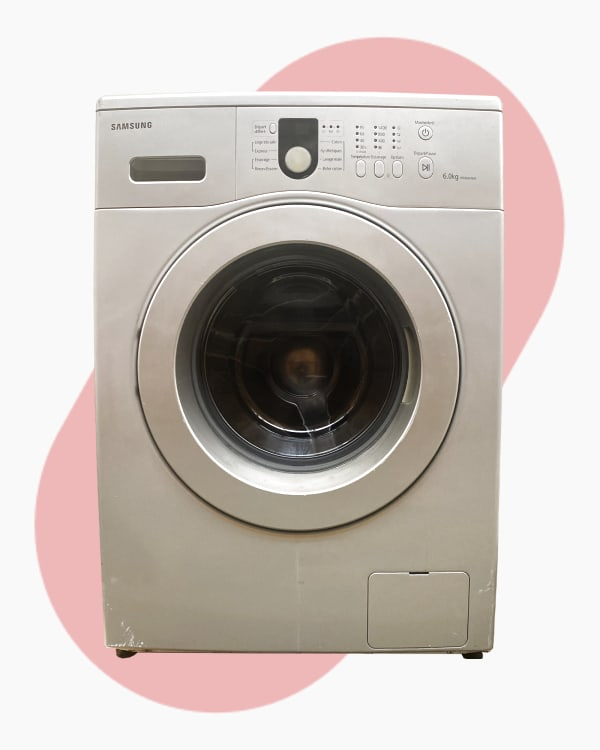 Lave-linge Ouverture frontale Samsung WF8604NHS/XEF 1