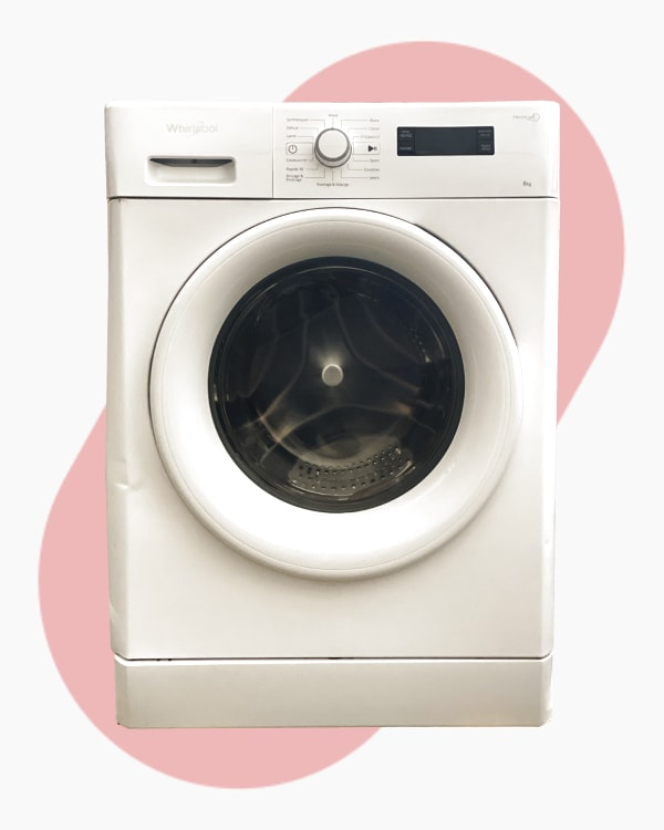 Lave-linge Ouverture frontale Whirlpool FWF81283W2FR 1