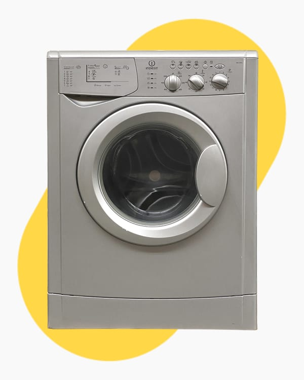 Lave-linge Ouverture frontale indesit WIL105SEX 1