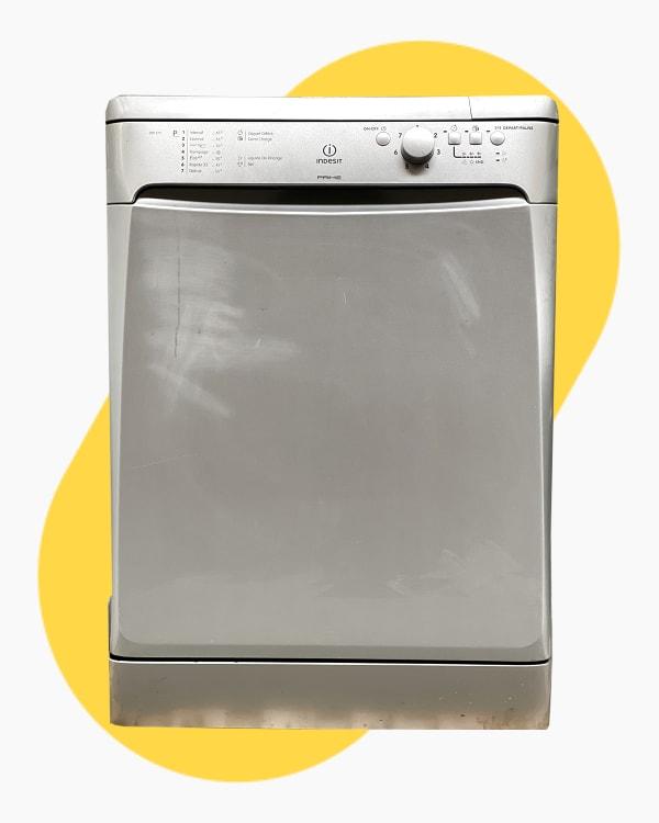 Lave-vaisselle Pose libre indesit DFP 273SFR 1