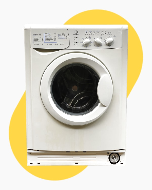 Lave-linge Ouverture frontale indesit WIL13 1