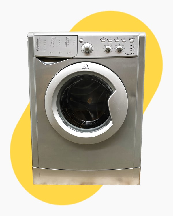 Lave-linge Ouverture frontale Indesit IWC7125S 1