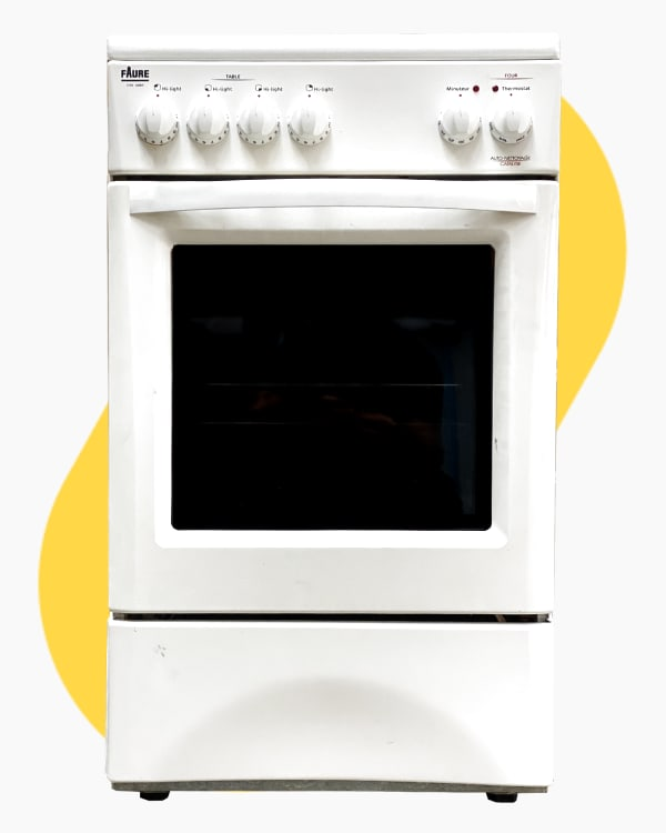 Four & cuisinière Cuisinière électrique Faure CVC4087 1