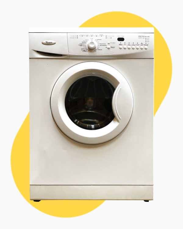 Lave-linge Ouverture frontale Whirlpool AWOD7450 1