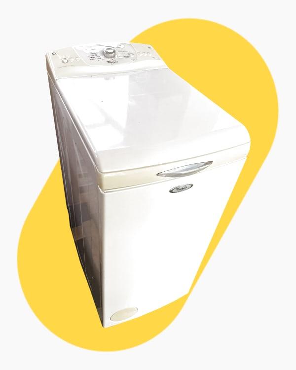 Lave-linge Ouverture par le haut Whirlpool AWE 9726 1