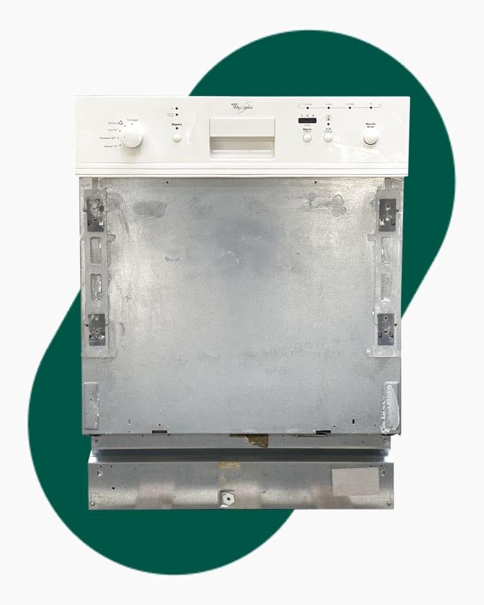 Lave-vaisselle Encastrable simple Whirlpool ADG8532/1WH 1