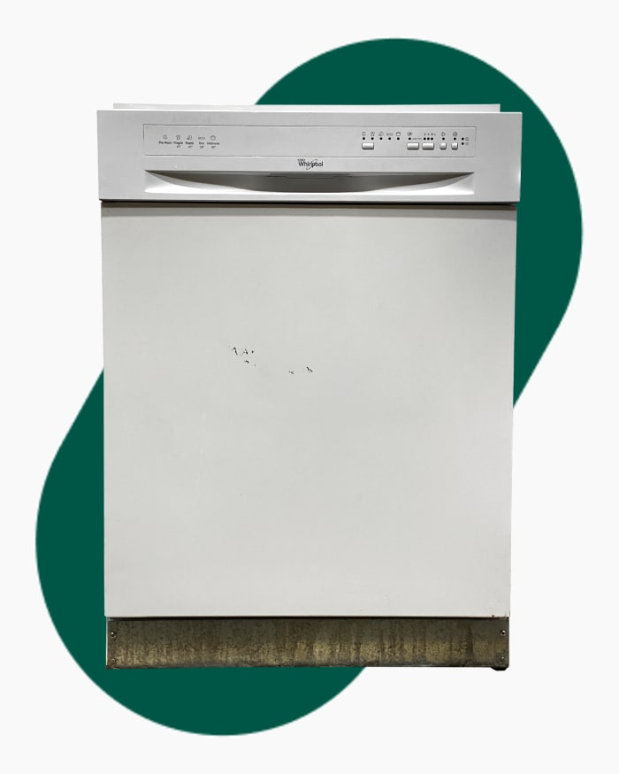Lave-vaisselle Pose libre Whirlpool ADP6342 1