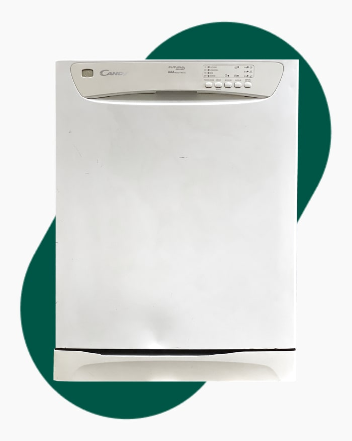 Lave-vaisselle Pose libre Candy CDF8349 1