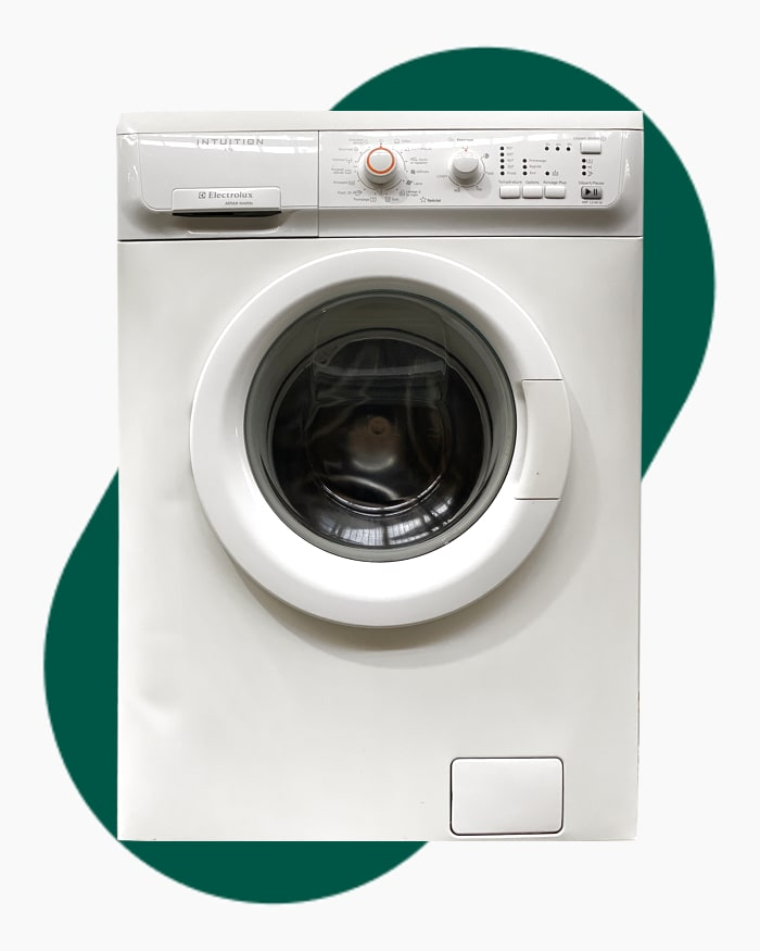 Lave-linge Ouverture frontale Electrolux AWF 12160 W 1