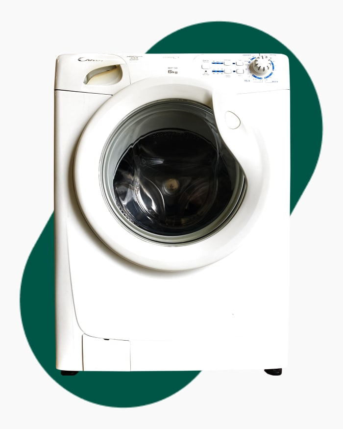 Lave-linge Ouverture frontale Candy Gof146-47 1