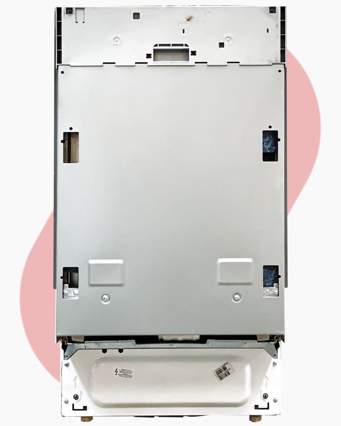 Lave-vaisselle Encastrable intégral Beko LV140F 1