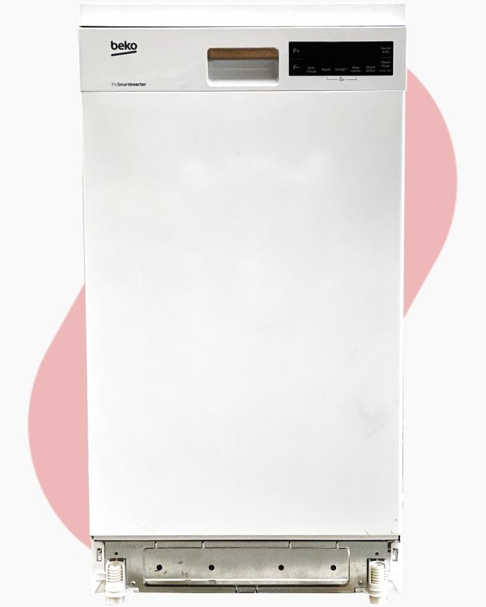 Lave-vaisselle Pose libre Beko DFS28120W 1