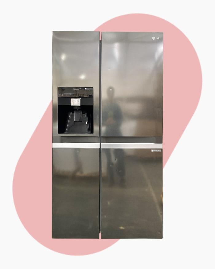 Réfrigérateur Réfrigérateur américain Lg GWL3113PS 1