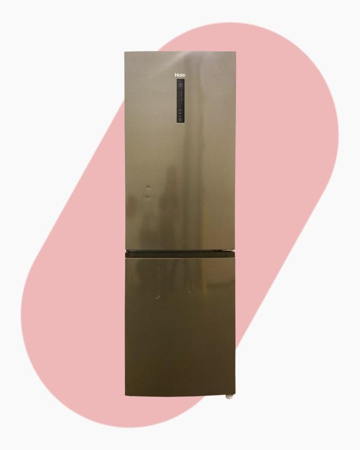 Réfrigérateur Réfrigérateur combiné Haier HDR3619FNMN 1