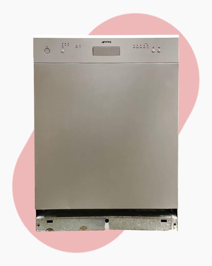 Lave-vaisselle Pose libre SMEG Lsa614g 1