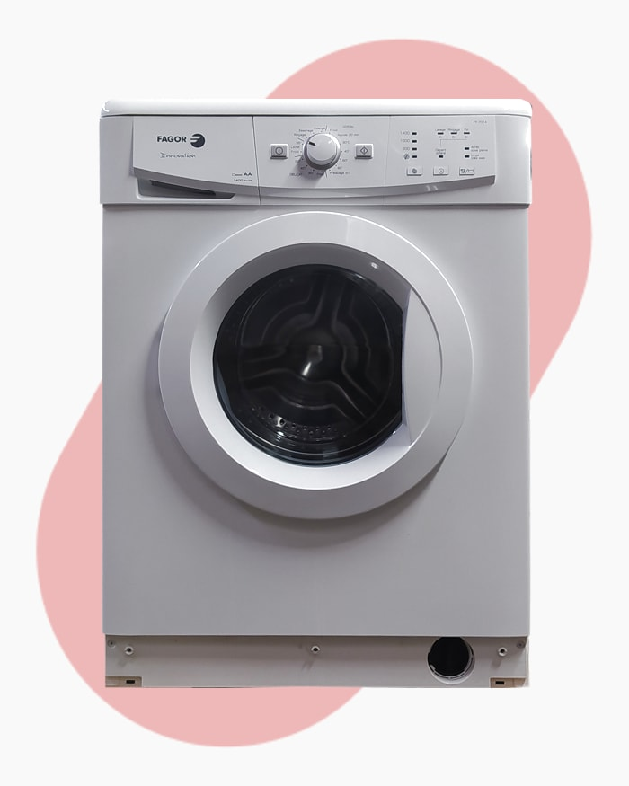 Lave-linge Ouverture frontale Fagor IPX4 TY LC7ER 1