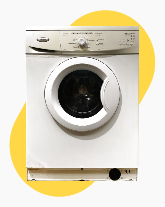 Lave-linge Ouverture frontale Whirlpool AWO43110 1