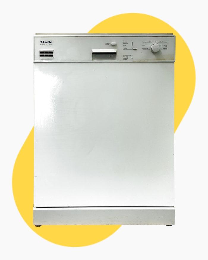 Lave-vaisselle Pose libre Miele G646SC PLUS 1