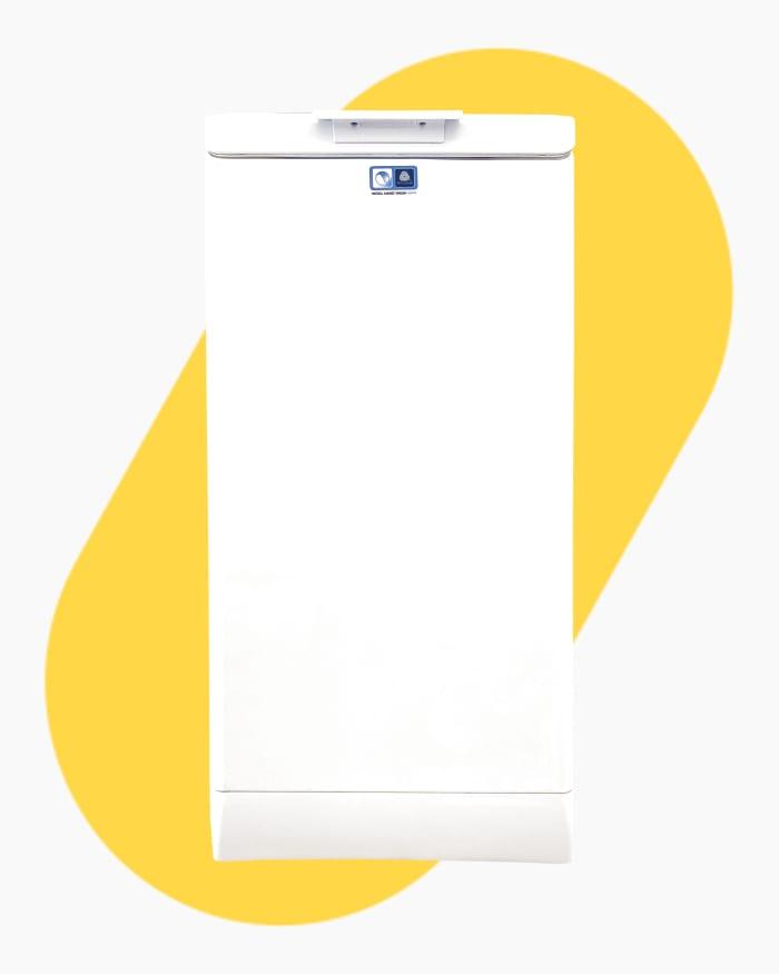 Lave-linge Ouverture par le haut Electrolux Ewt0860td1 1
