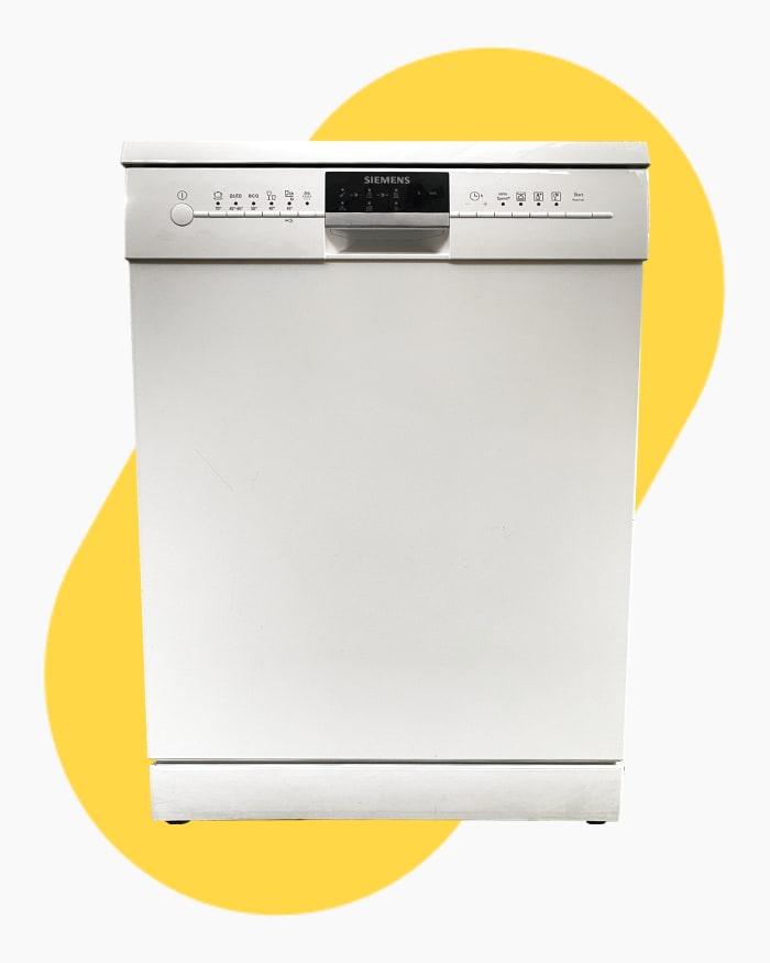 Lave-vaisselle Pose libre Siemens SD6P1S 1