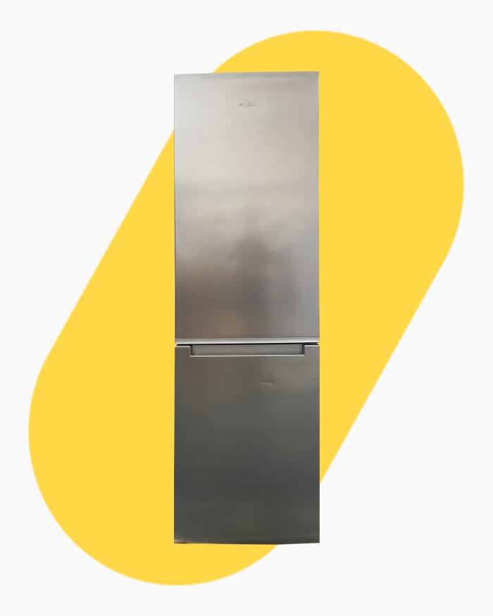 Réfrigérateur Réfrigérateur combiné Whirlpool W7911lox 1