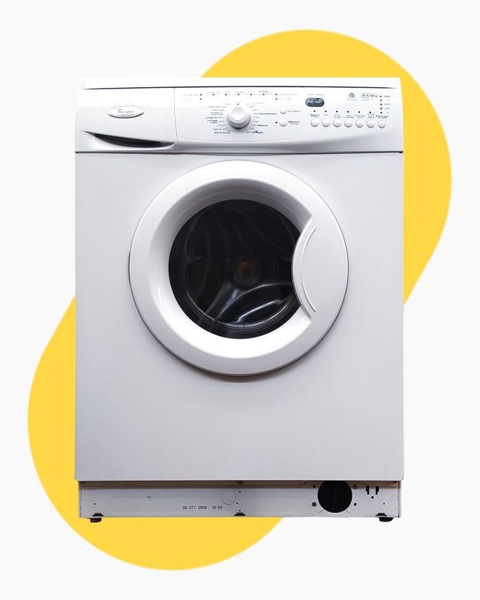 Lave-linge Ouverture frontale Whirlpool AWO/D4741 1