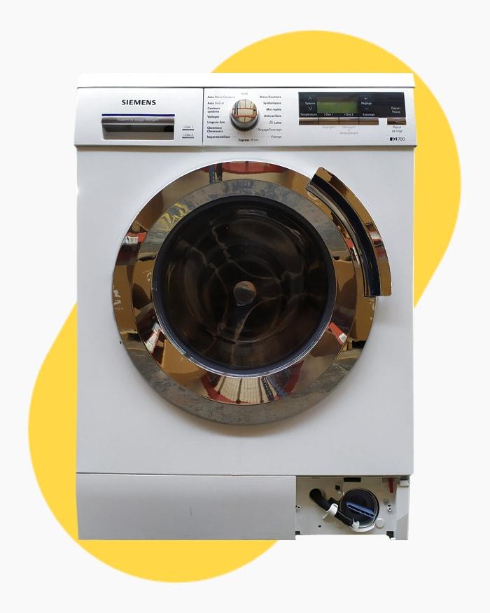 Lave-linge Ouverture frontale Siemens IQ 700 1