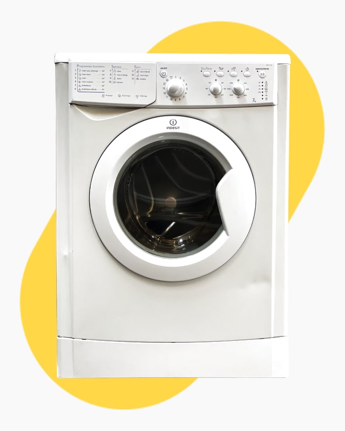 Lave-linge Ouverture frontale Indesit IWC7148 1