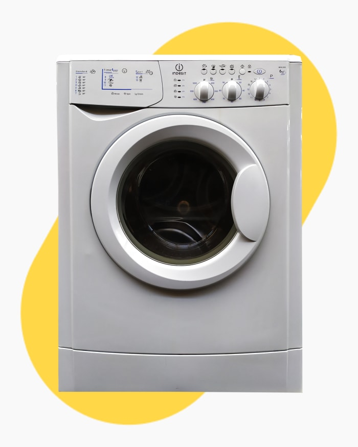 Lave-linge Ouverture frontale Indesit WIXL 105 1