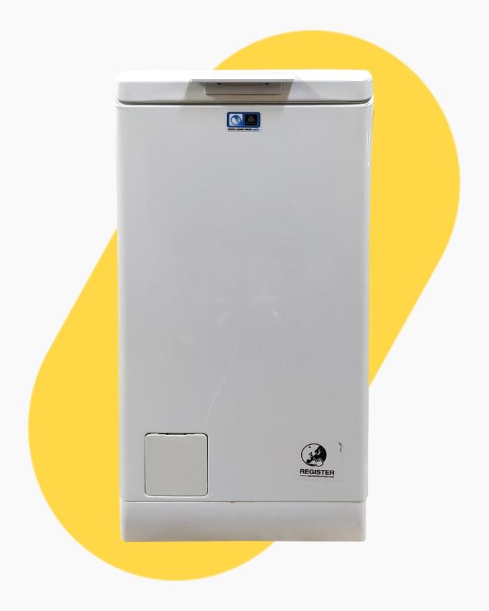 Lave-linge Ouverture par le haut Electrolux EWT1365ELW 1