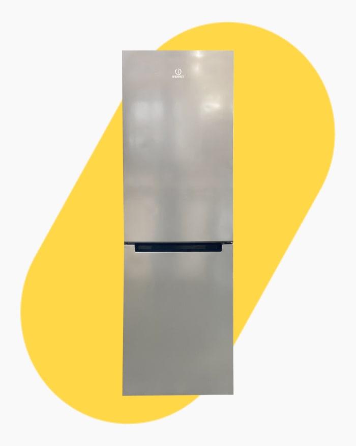 Réfrigérateur Réfrigérateur combiné Indesit XI8T1IX 1