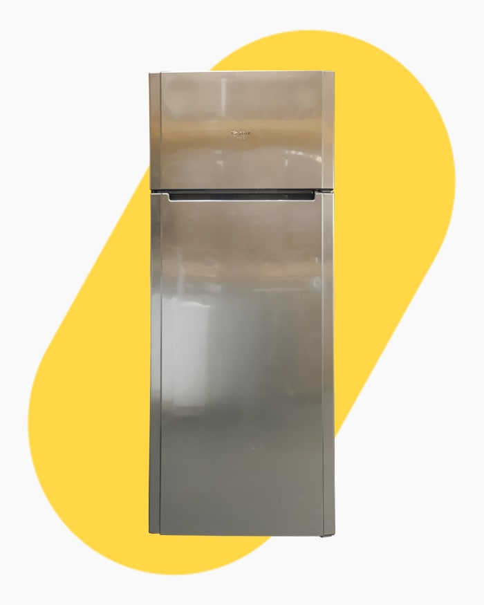 Réfrigérateur Réfrigérateur combiné Hotpoint Ariston ENTM18220VW1 1
