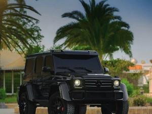 G500 4x4