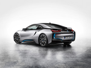 BMW I8 Electric by 2022