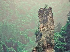 Elephant Rock, China
