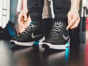 Nike Hyperadapt | The self tying shoes