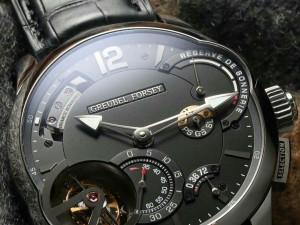 The  Greubel Forsey Grand Sonnerie