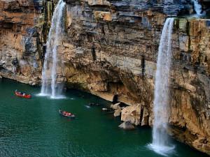 Chitrakote Waterfalls, Chhattisgarh