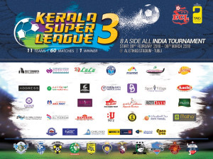 Kerala Super League 3
