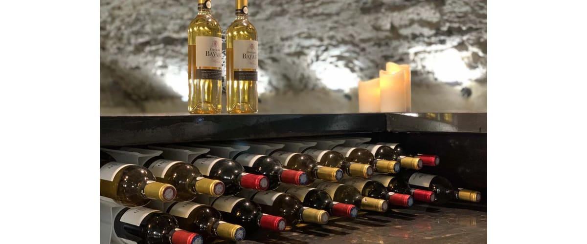 Vins château Chevalier Bayard