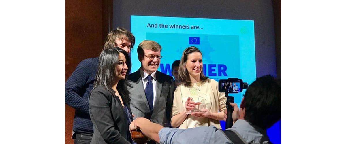 Cocolis gagnant européen