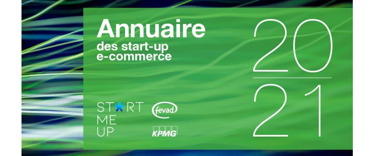 Illustration annuaire start-ups e-commerce FEVAD