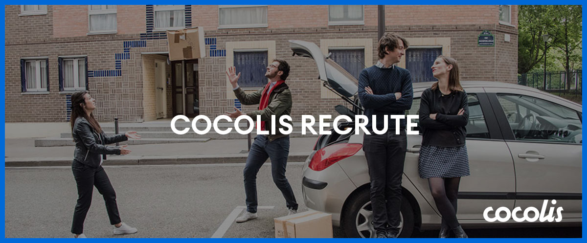 cocolis recrute un business developer