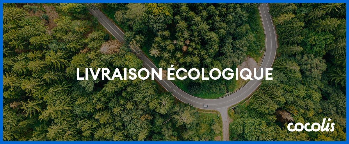 La livraison ecologique par Cocolis