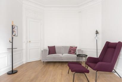 salle de réunion Paris - Salle de coaching design Paris - Cocoon Malesherbes - Astorg