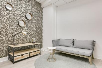 salle de réunion Paris - Salon cosy havre paris - Cocoon Mogador - Havre