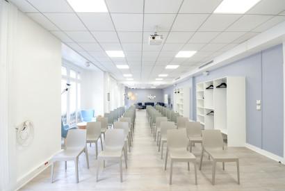salle de réunion Paris - Séminaire - Cocoon Mogador - Théâtre