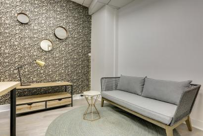 salle de réunion Paris - Espace de repos - Cocoon Mogador - Havre